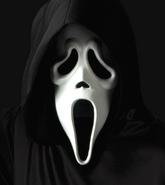 Ghostface mask (TV Series)