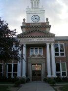 Scream 4 version of Woodsboro High School