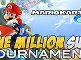 Mario Kart 8 ScrewAttack Crew Tournament - 1 Million Sub Unspectacular