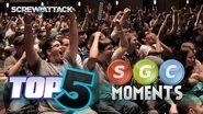 Top 5 SGC Moments! ... So Far..