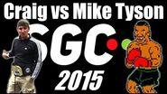 007-373-5963 The Finale - Stuttering Craig vs Mike Tyson Supercut at SGC 2015