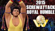 The 2015 ScrewAttack Royal Rumble