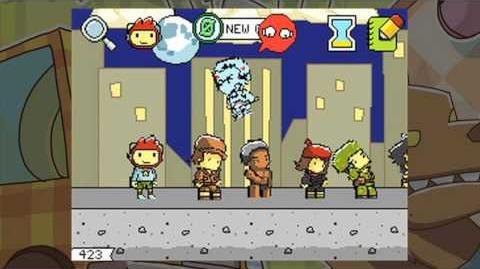 Super Scribblenauts E3 2010 Trailer HD