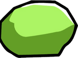 Lime (Adjective)