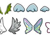 Wings (List)