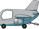 Tanker Plane