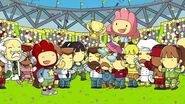 Official Scribblenauts Showdown Announce Trailer
