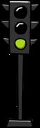 Green Traffic Lights