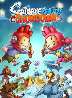 Scribblenauts Showdown Official Art.jpg