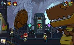 Scribblenauts Unmasked Batcave.jpg
