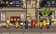 Scribblenauts Unmasked Flash Characters