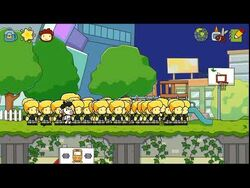 Scribblenauts Unlimited - Mitotic Adjective Demonstration