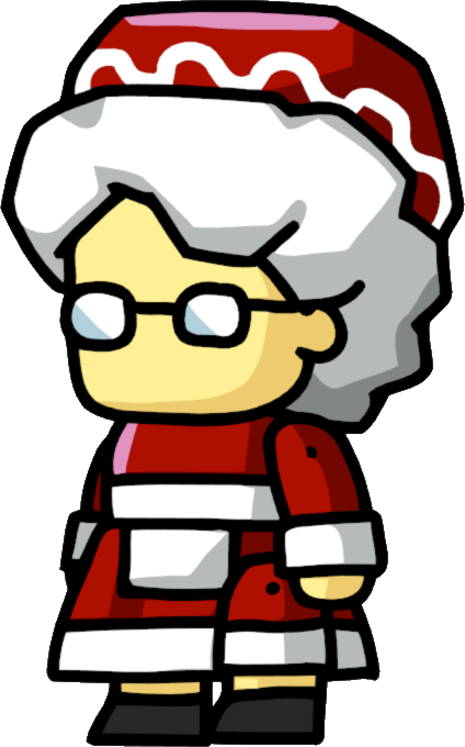 Mrs. Clause