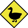 Duck Crossing Sign.png