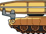 Bridging Vehicle