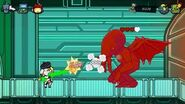 Scribblenauts Unmasked - Armour-piercing Adjective Demonstration