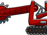 Bucket Wheel Excavator
