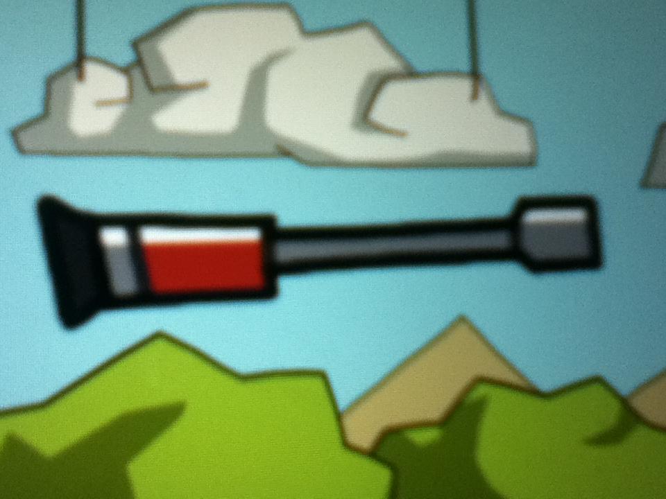 Blow Dart Gun