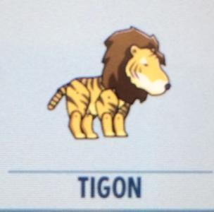 Tigon (Scribblenauts Showdown)