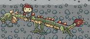 Chinese dragon glitch