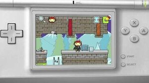 Super Scribblenauts (DS) E3 2010 Trailer