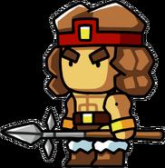 Warrior Male