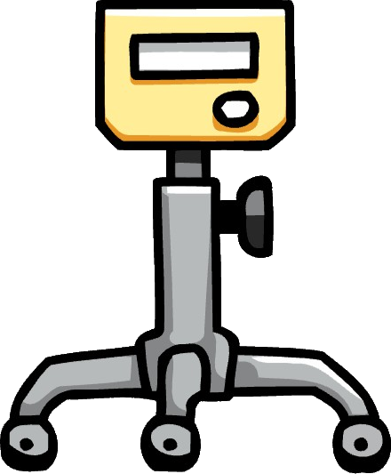 Dental Operatory Cart