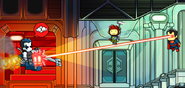 Scribblenauts Unmasked Superman vs Lobo