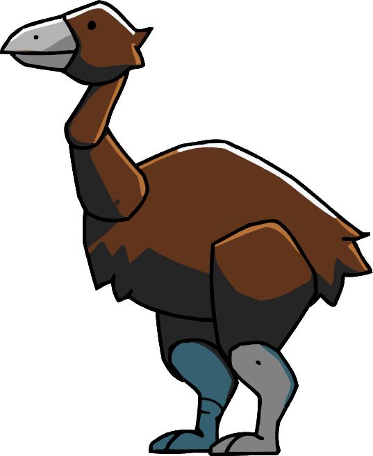 Elephant Bird