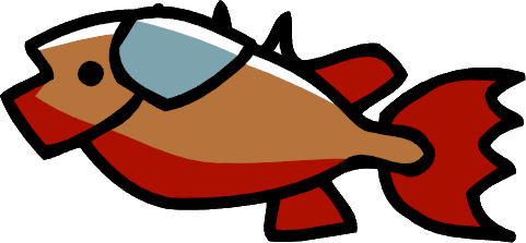 Hairy Fish
