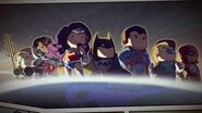 Scribblenauts Unmasked (Intro) Cinematic Opening PC Wii U 3DS
