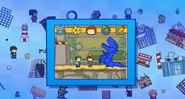 Scribblenauts Unlimited 3DS Trailer Saurus Park