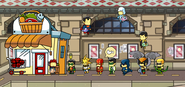 Scribblenauts Unmasked Maxwell and Others