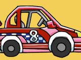 Candy Racecar