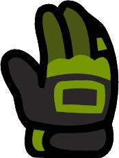 Receiver Gloves