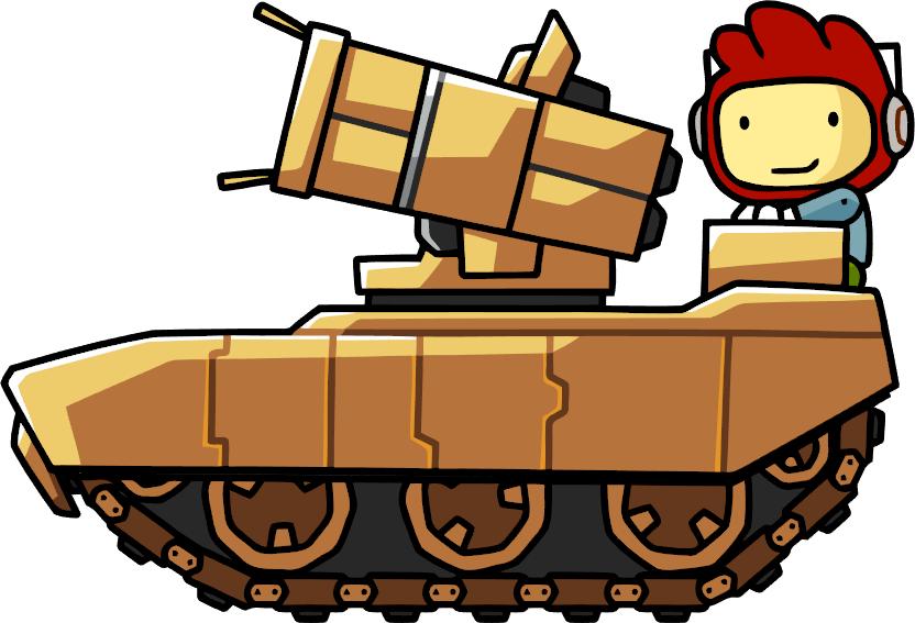 Anti Air Vehicle