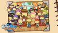 Scribblenauts family