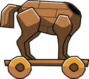 Trojan Horse Open