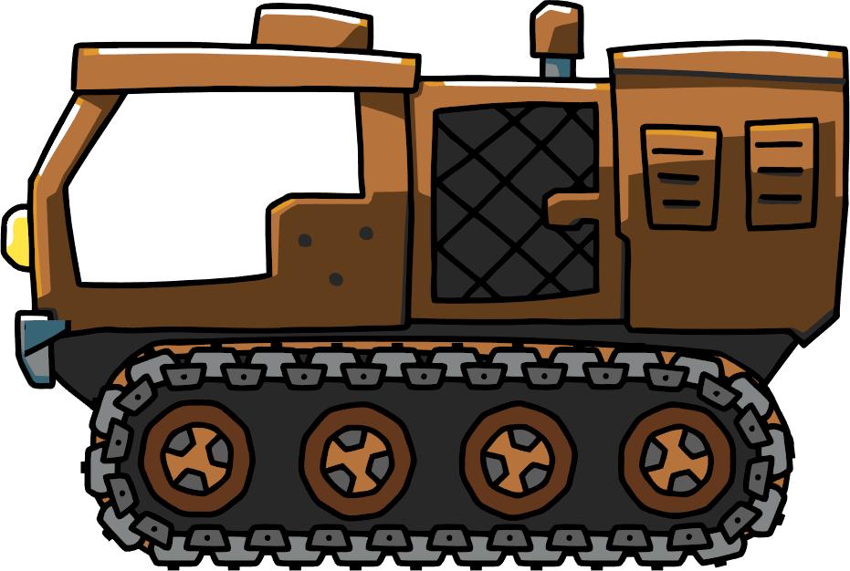 Artillery Tractor