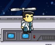 Space Station Infiltration Evil Verteran