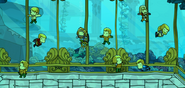 Scribblenauts Unmasked Aquaman