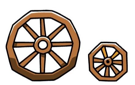 Coach Wheel