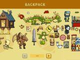 Backpack (game element)