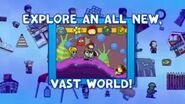Scribblenauts Unlimited 3DS Trailer Space