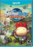 Scribblenauts Unlimited - Portada