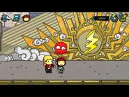 Scribblenauts Unmasked - Harmless Adjective Demonstration