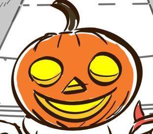 Halloween Pumpkin (2017 Continuum)
