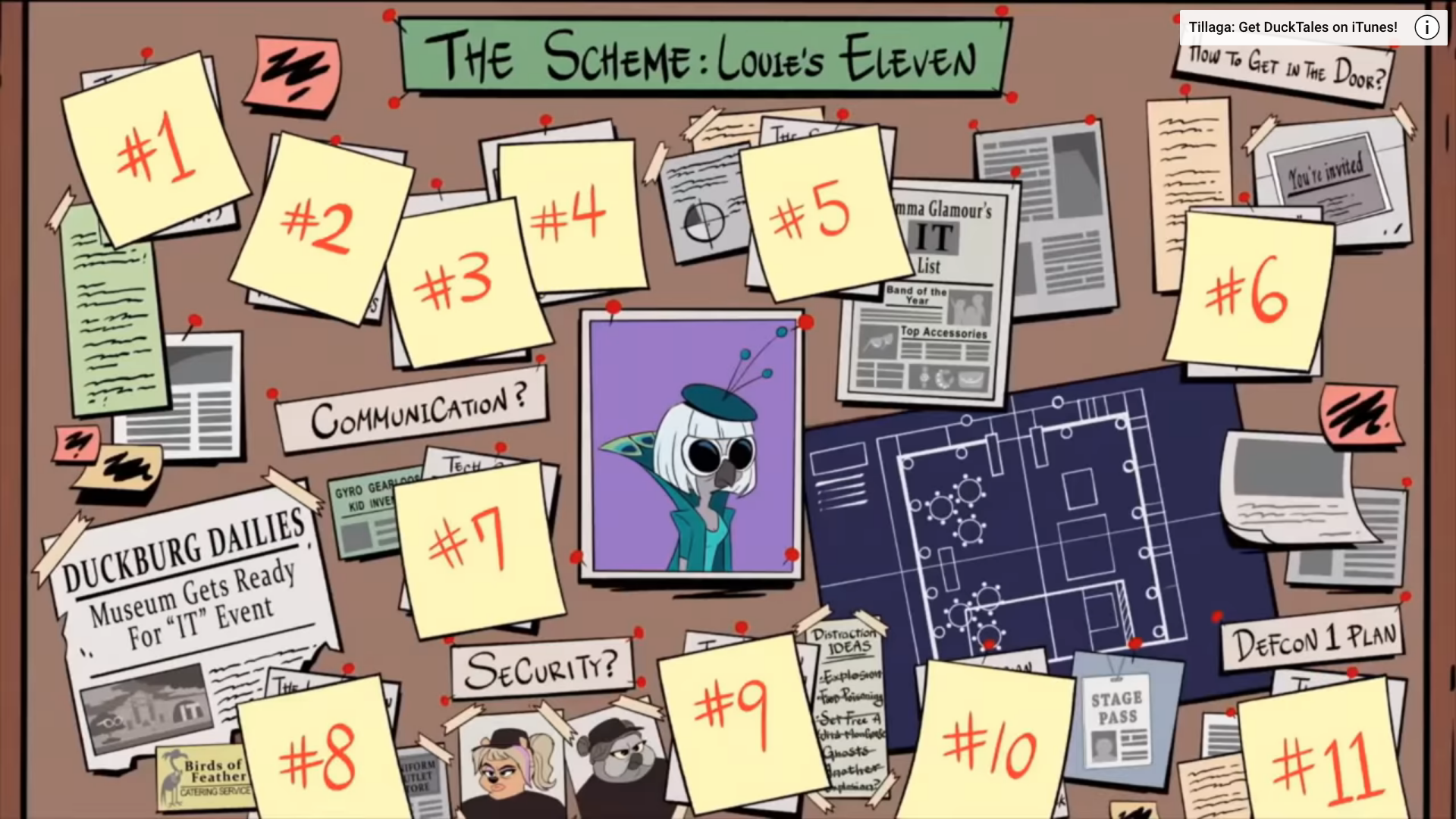 Louie's Eleven (scheme)