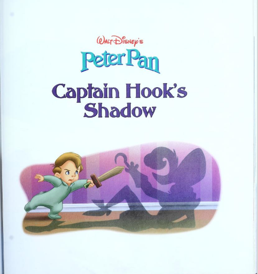 Captain Hook's Shadow