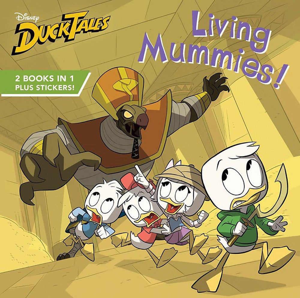DuckTales: Living Mummies!